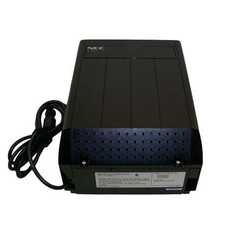 NEC DSX-80 4-Slot KSU Cabinet DX7NA-80M
