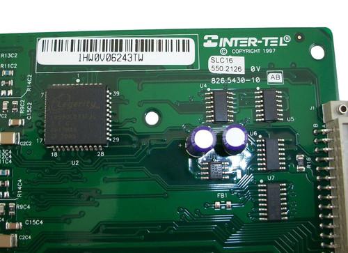 Inter-Tel Axxess SLC16+ 550.2126