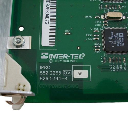 Inter-Tel Axxess IPRC 550.2265