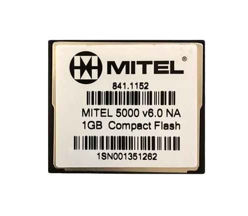 Mitel 841.1152 1GB Compact Flash