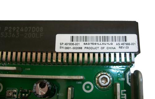 HP 491836-001
