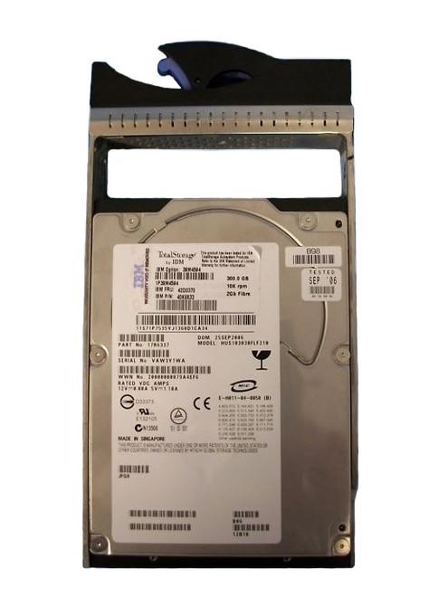 IBM 300GB FC Hard Drive 39M4594