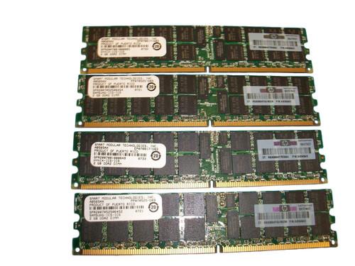 HP AB565A 8GB Memory kit