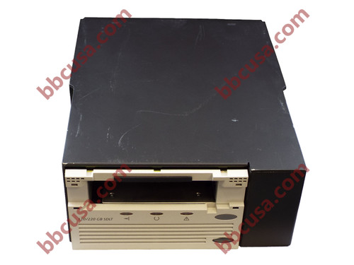HP 110/220GB LVD SDLT Tape Drive 241567-002