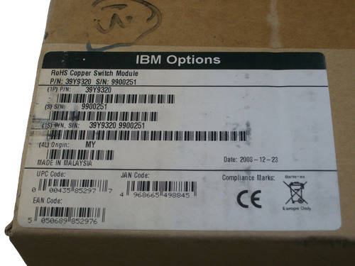 IBM 39Y9320