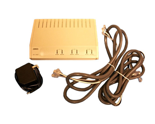 Adtran Nt1 Ace 3 Standalone Triple ISDN Br