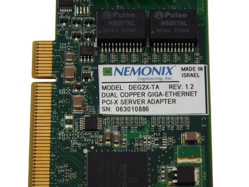 Nemonix Engineering NX-DEG2X-TA