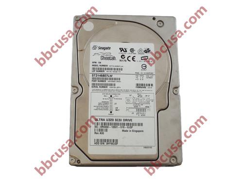 Dell R9332 ST3146807LW 146GB 10K