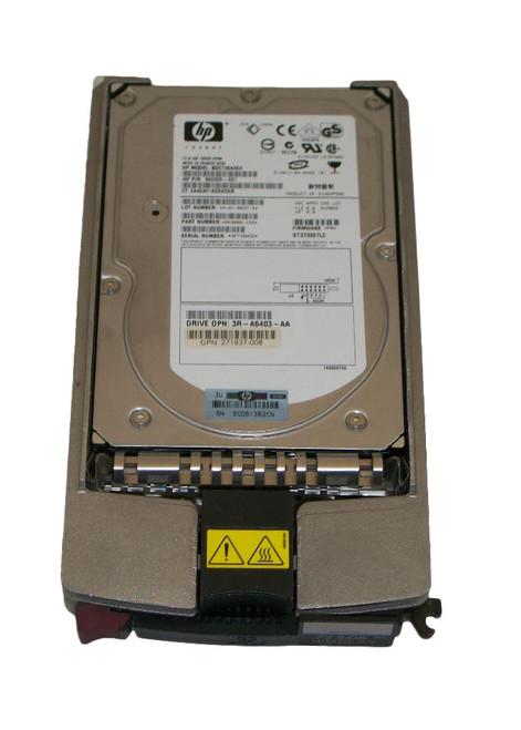 HP 73GB 10K HDD 286714-B22