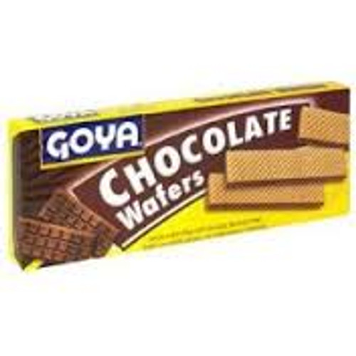 Goya Chocolate Wafers