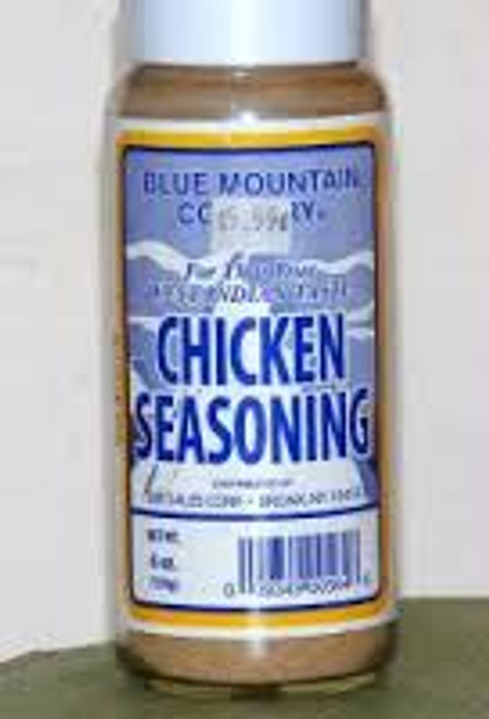 Blue Mountain Country Chicken Seasoning 6 oz