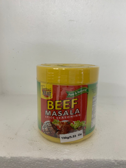 Tropical Heat Beef Masala Spice Seasoning 100g