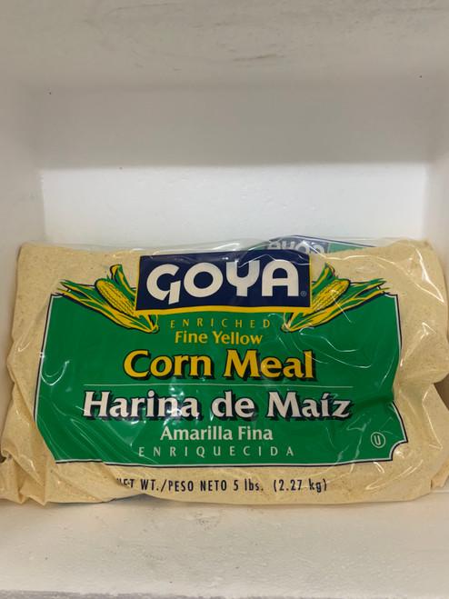 Goya Fine Yellow Corn Meal 5lbs