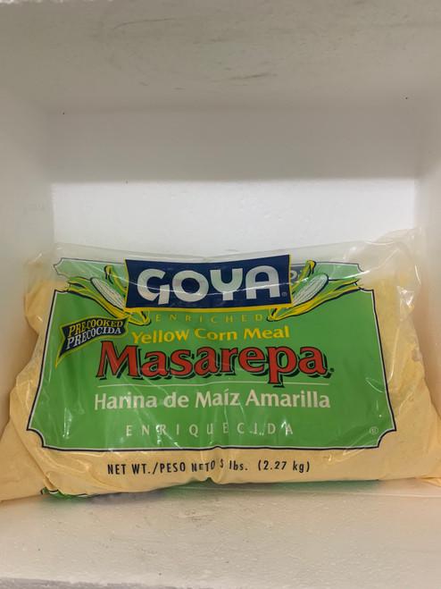 Goya Yellow Masarepa 5lb