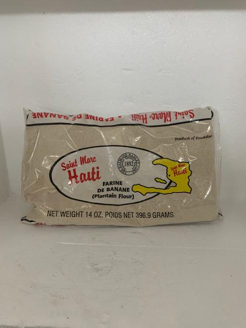 Saint March Plantain Flour 14oz