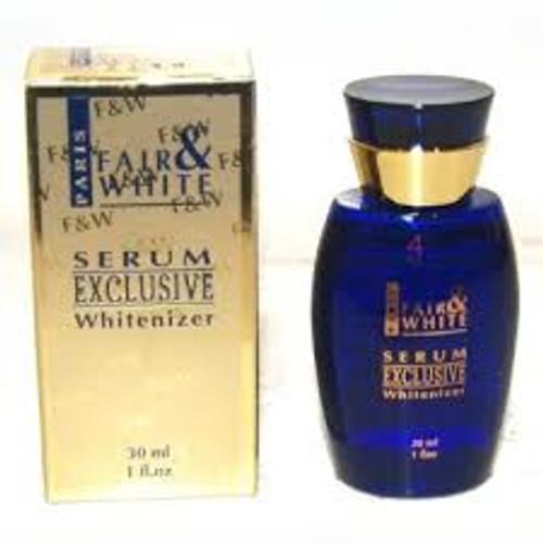 Fair & White Whitenizer Exclusive Serum 1 oz / 30 ml