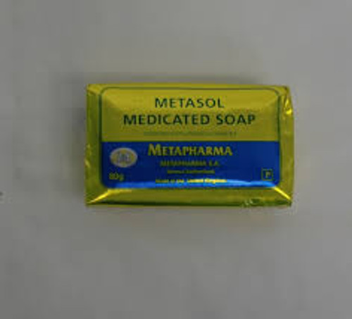 Metasol Medicated soap 80g