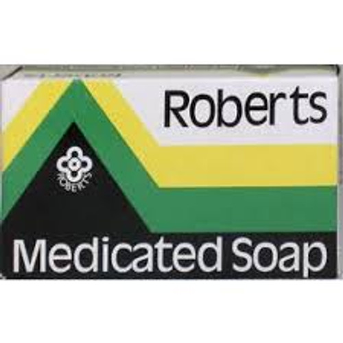 Roberts Medicated Soap 90g