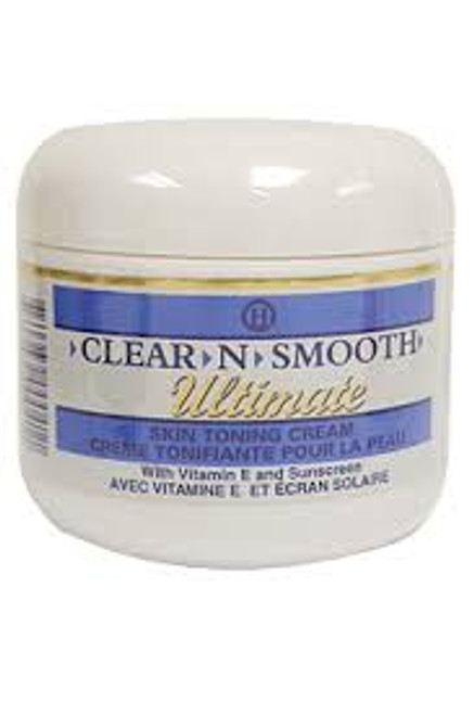 Clear N Smooth Skin Toning Cream (Ultimate) 114ml