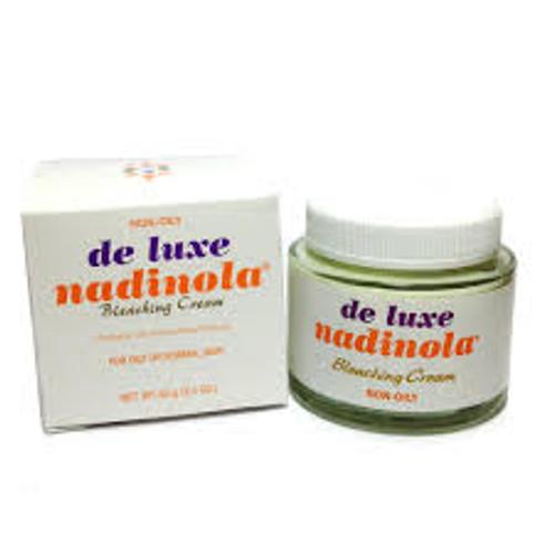 De luxe Nadinola Bleaching Cream 2.25 oz