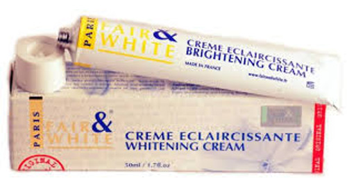 Fair & White Whitening Cream Tube 50ml