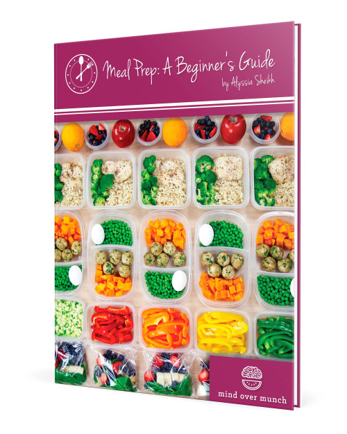 Cover of the ebook Meal Prep: A Beginner's Guide by Alyssia Sheikh