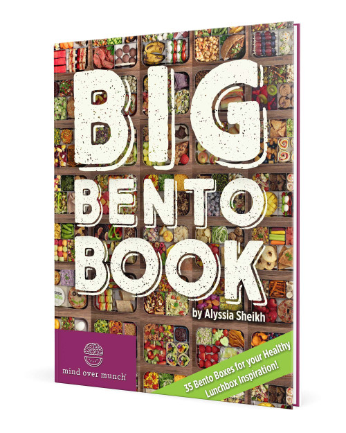 Cover of the ebook Big Bento Book by Alyssia Sheikh