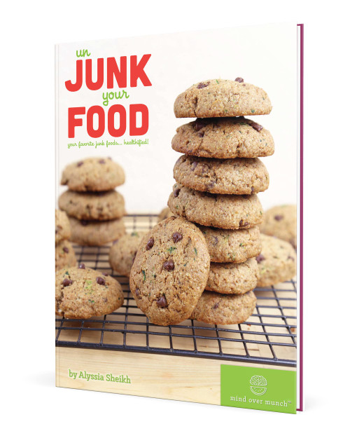 Cover of the ebook Un-Junk Your Food by Alyssia Sheikh