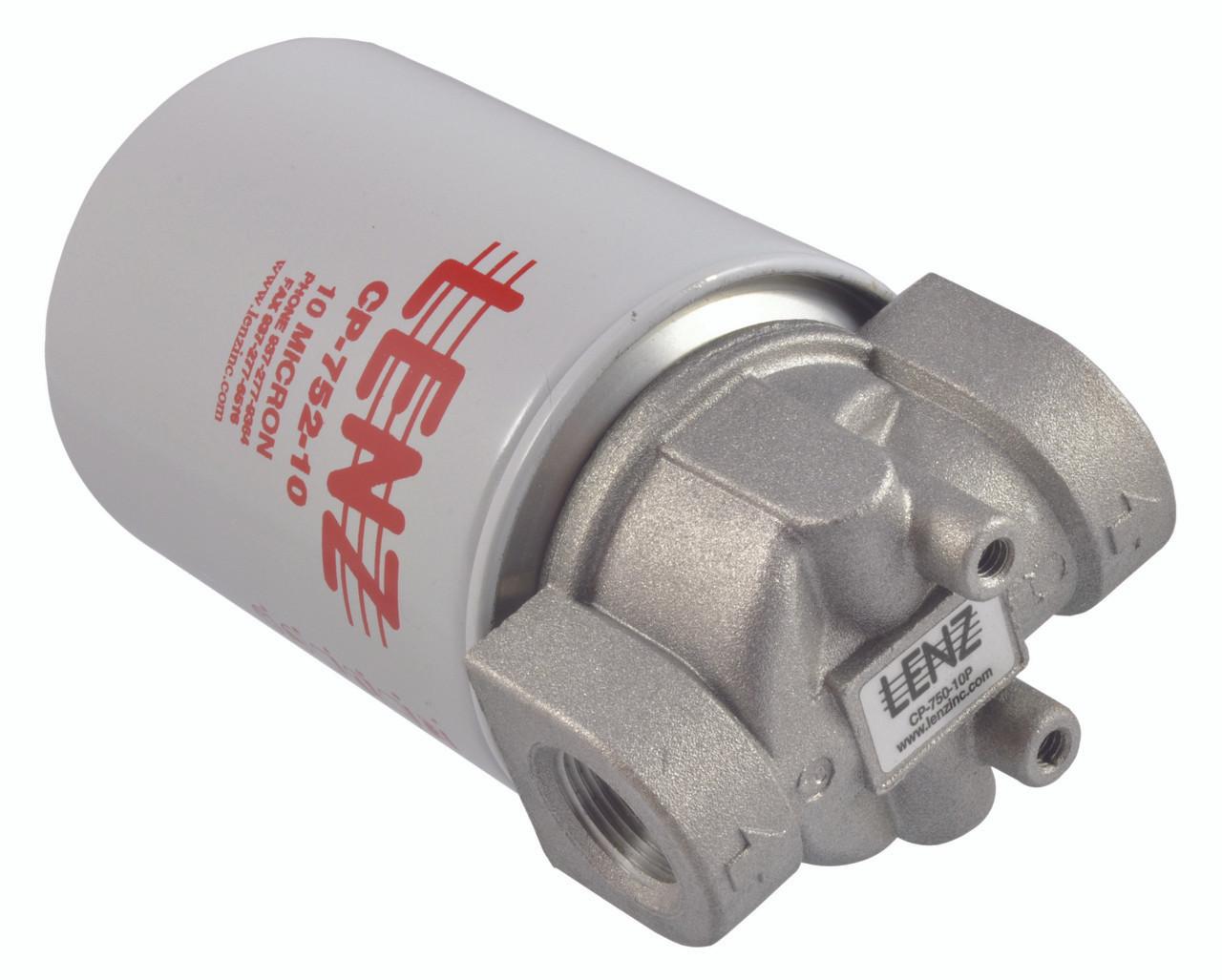 Seastar Solutions HP5815 Oil Filter For Marine Power Steering System