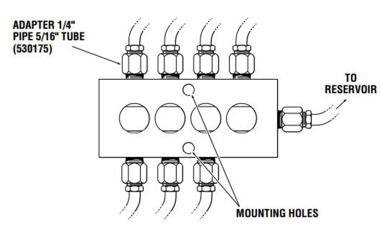 Hynautic E.C Charging Valve MCV-04