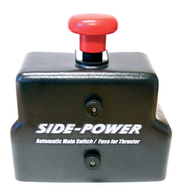 SidePower Automatic Main Switch and Fuseholder Compact (without fuse), 12V, IP Rated SM897612-IP