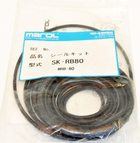 Marol SK-RB80 Seal Kit for MRB-80 Hydraulic Boat Inboard Steering Actuator