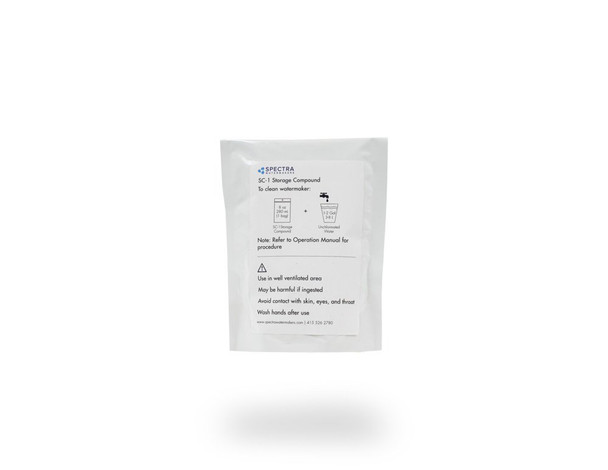 Spectra Watermakers KIT-CHEM-SC1 Storage Compound