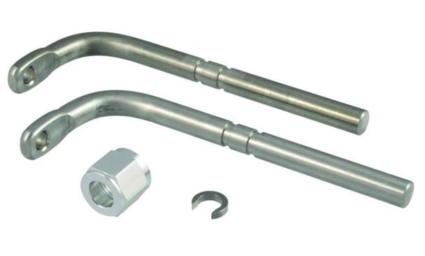 SeaStar  HP6050 - Support Rod, Bent. SST. for BayStar Compt. Cylinder - 2ea.