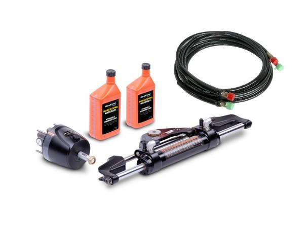 Seastar HK6330A-3 Hydraulic Steering Kit with 30' Hoses