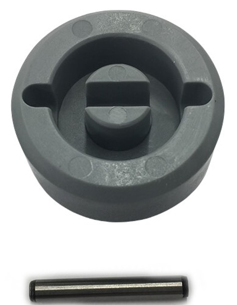 Side-Power SM128472 Rubber Coupler with Drive Pin for Motor Shaft