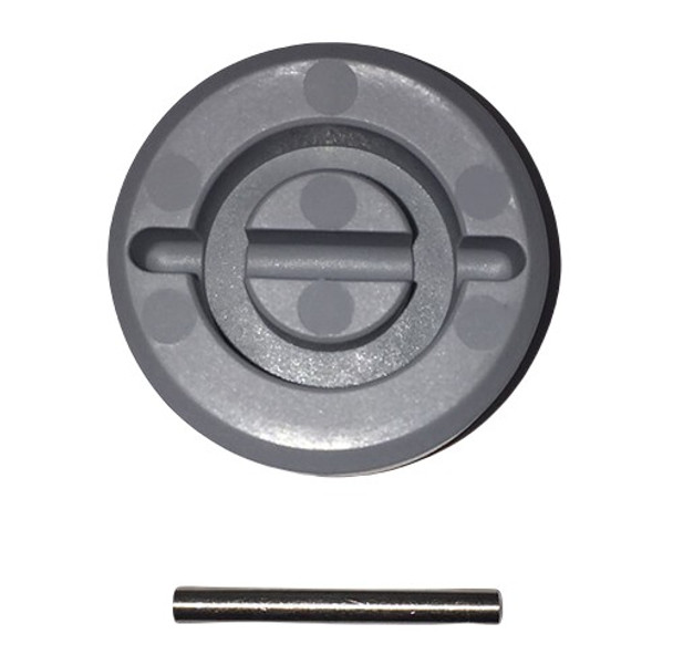 Side-Power SM137073 Rubber Coupler with Drive Pin for Motor Shaft SE50/60