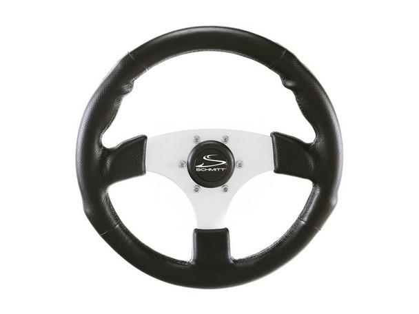 "Schmitt Fantasy Wheel PU013101 Brushed Stainless Spoke - 3/4"" Tapered Shaft"