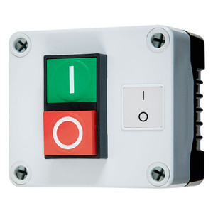 Double Push Button, On/Off Switch