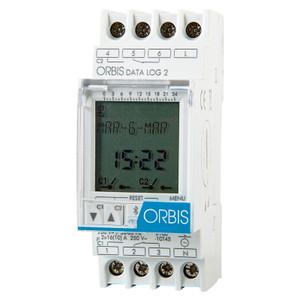 ORBIS Digital Timer, Din Rail