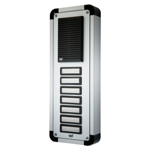 7 Way Replacement Panel for the DPK7 Audio Door Entry System, Surface or Flush