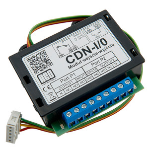 I/O Module Suitable for Audio System