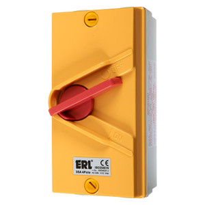 ERL 4 Pole Isolator Switch