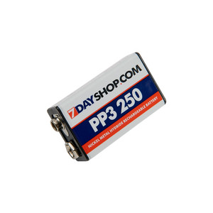 9V Replacement Battery