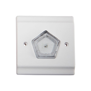 White Indicator Light/Sounder