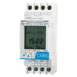 Digital Timeswitch, DIN Rail, 24 Hour/7 Day, up to 40 Programs, 1 or 2 Changeover, 16A, Bluetooth Enabled