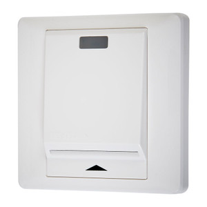 Keycard Switch, 16A, White