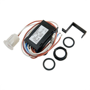 Two part remote detector photocell