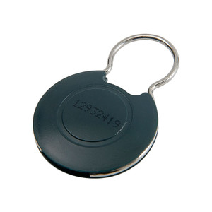 Black Proximity Key Ring Fob