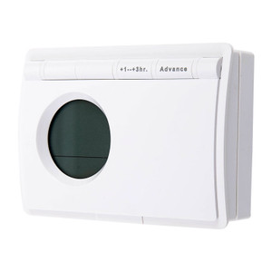 Room Thermostat with Neon Indicator Light